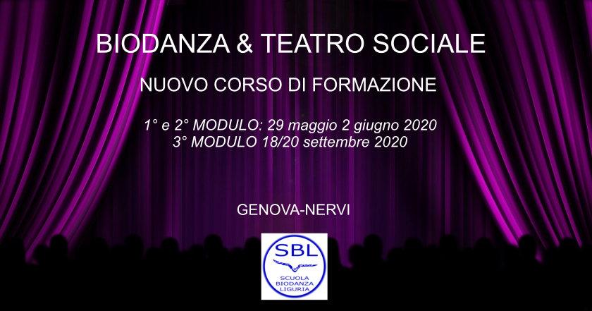 Calendario Settembre2020.La Scuola Di Formazione Di Biodanza Della Liguria Ibf